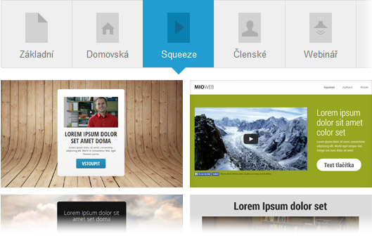 Mioweb – široký výběr responzivních šablon pro WordPress