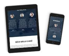 Responzivní design webových stránek MioWeb