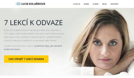 Osobní webové stránky