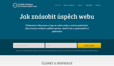 WWW stránky konzultanta