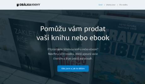WWW stránky s nabídkou služby