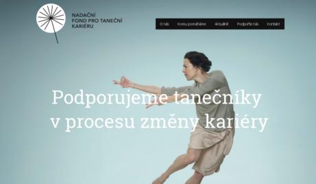 Webové stránky iniciativy